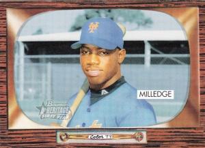 2004 Bowman Heritage Lastings Milledge