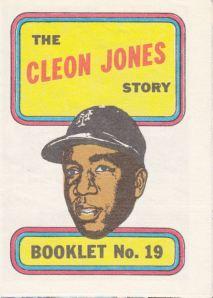 1970 Topps Booklets Cleon Jones_0001