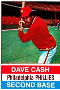 1976 Hostess Dave Cash