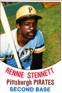 1977 Hostess Rennie Stennett