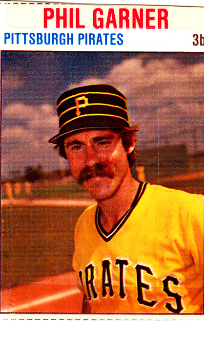 Hostess Card Of The Week 1979 Phil Garner The Shlabotnik