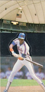 1986 Donruss Pop-Up Darryl Strawberry