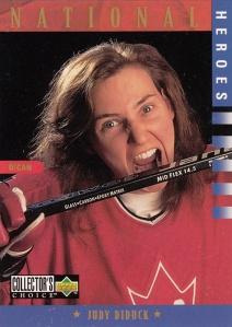 1997-98 UDCC Hockey Judy Diduck