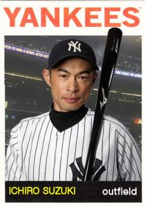 2013 Schmeritage Ichiro Suzuki