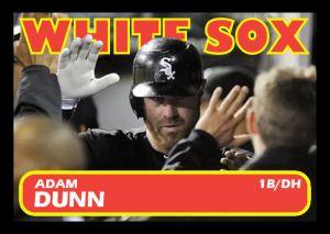 2013 TSR #285 - Adam Dunn