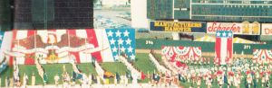 1977 Mets Yearbook Photo Of Bicentennial