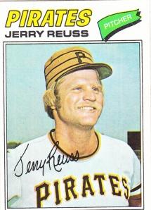 1977 Topps Jerry Reuss