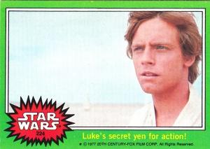 1977 Topps Star Wars #224