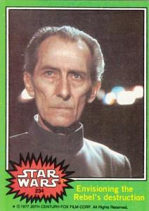 1977 Topps Star Wars #234