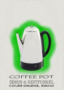 2013 Gintfunkel Coffee Pot
