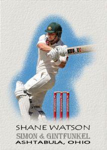 2013 Gintfunkel Shane Watson