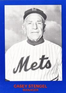 RGI 1962 Mets Casey Stengel