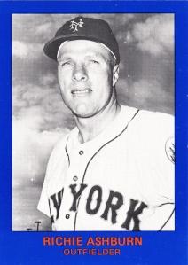 RGI 1962 Mets Richie Ashburn