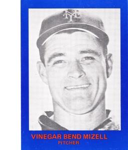 RGI 1962 Mets Vinegar Bend Mizell
