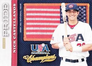 2013 Panini USA Baseball Champions Nick Castellanos