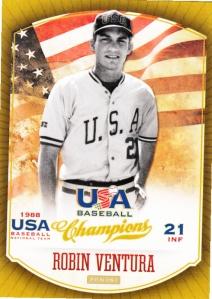 2013 Panini USA Baseball Champions Robin Ventura