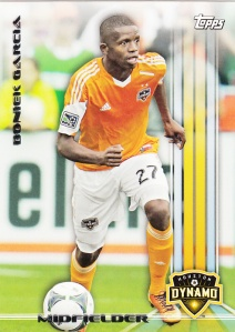 2013 Topps MLS Boniek Garcia