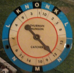 Cadaco 12 - Thurman Munson