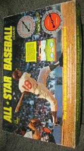 Cadaco All-Star Baseball Box