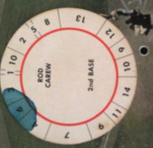 Cadaco Rod Carew Disk