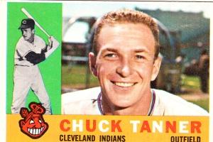 1960 Topps Chuck Tanner