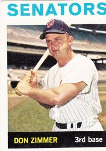 1964 Topps Don Zimmer