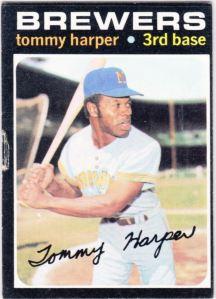 1971 Topps Tommy Harper