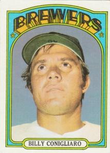 1972 Topps Billy Conigliaro