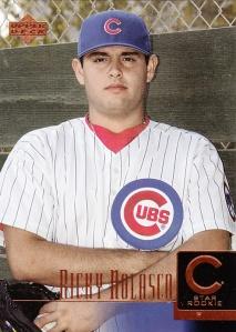 2001 Upper Deck Prospect Premieres Ricky Nolasco