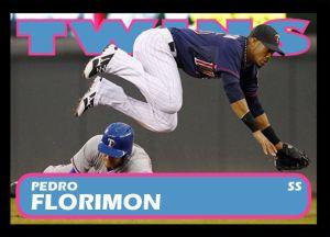 2013 TSR #222 - Pedro Florimon