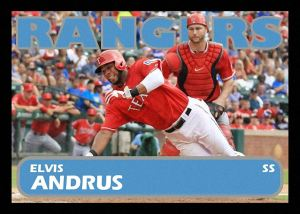 2013 TSR #669 - Elvis Andrus
