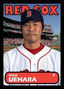2013 TSR #708 - Koji Uehara