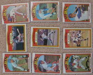 1972 Mets group D