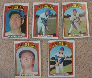 1972 Mets group F