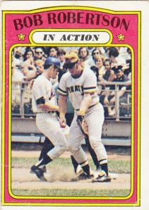 1972 Topps Bob Robertson