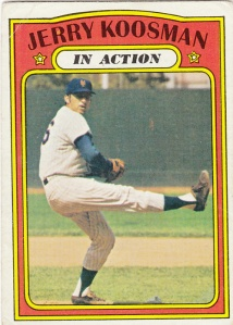 1972 Topps Jerry Koosman IA