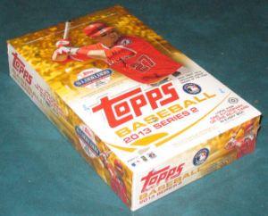 2013 Topps Series 2 Hobby Box