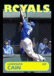 2013 TSR #502 Lorenzo Cain