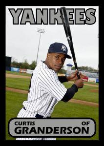 2013 TSR #681 - Curtis Granderson