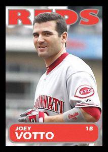 2013 TSR #720 - Joey Votto