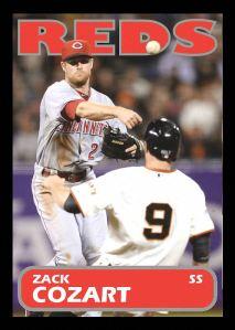 2013 TSR #751 - Zack Cozart