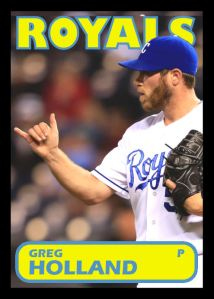 2013 TSR #756 - Greg Holland