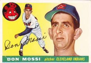 1955 Topps Don Mossi