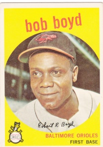 1959 Topps Bob Boyd