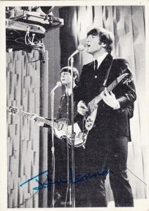 1964 Topps Beatles B&W #81