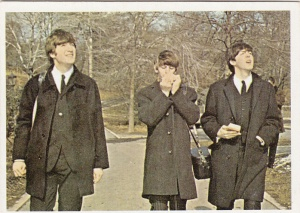1964 Topps Beatles Color #40