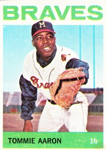 1964 Topps Tommie Aaron