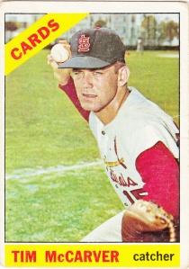 1966 Topps Tim McCarver