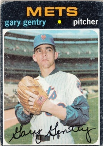1971 Topps Gary Gentry