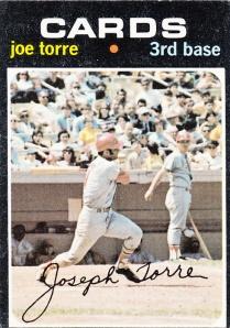 1971 Topps Joe Torre